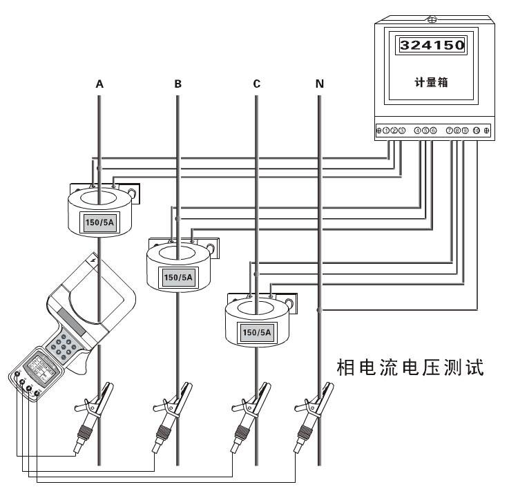 工业检测 安规测试 漏电流钳形表 优利德/uni-t ut253b钳形表,单交流
