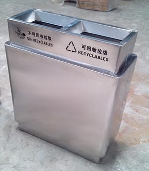 不锈钢垃圾桶价格及分类特点