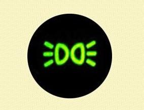 汽车仪表盘指示灯图解与故障灯图解