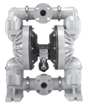 英格索兰气动隔膜泵的特点优势及适用范围