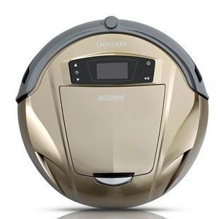 科沃斯机器人吸尘器工作原理及优点