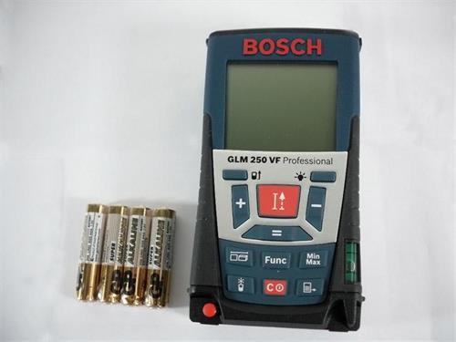 手持式激光测距仪操作步骤及使用注意事项