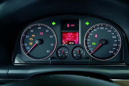 汽车仪表盘基本知识:汽车仪表盘指示灯图解及使用注意