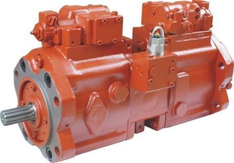液压泵工作原理及性能参数图片