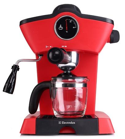 伊莱克斯咖啡机价格、使用方法及型号介绍