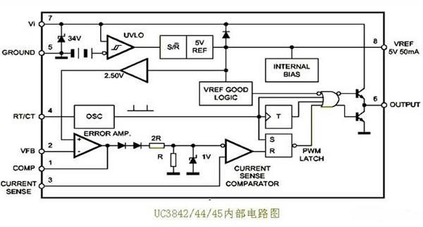 电路 电路图 电子 原理图 600_322
