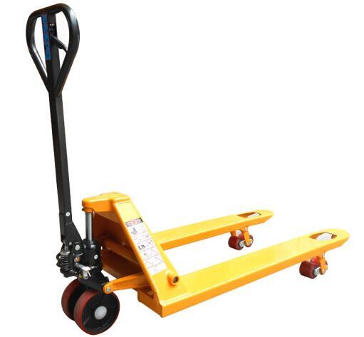 手動液壓叉車價格、品牌及維修方法