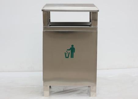 不锈钢垃圾桶多少钱?不锈钢垃圾桶主要特征及生锈处理方法