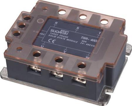 交流固态继电器的特点、电路结构及保护措施