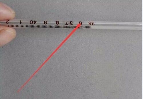 水银温度计怎么看度数