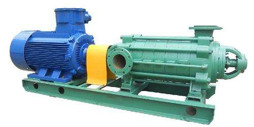 卧式多级离心泵结构图、安装事项及主要用途