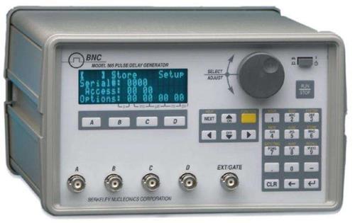 脉冲信号发生器操作说明
