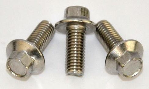 六角法兰面螺栓规格、分类及用途