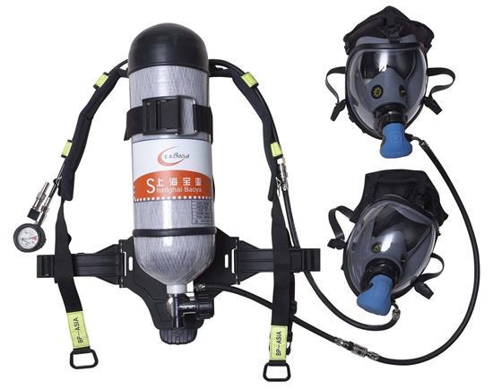正压式空气呼吸器结构特点、使用方法及维护保养
